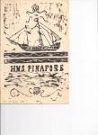 H.M.S. Pinafore Program